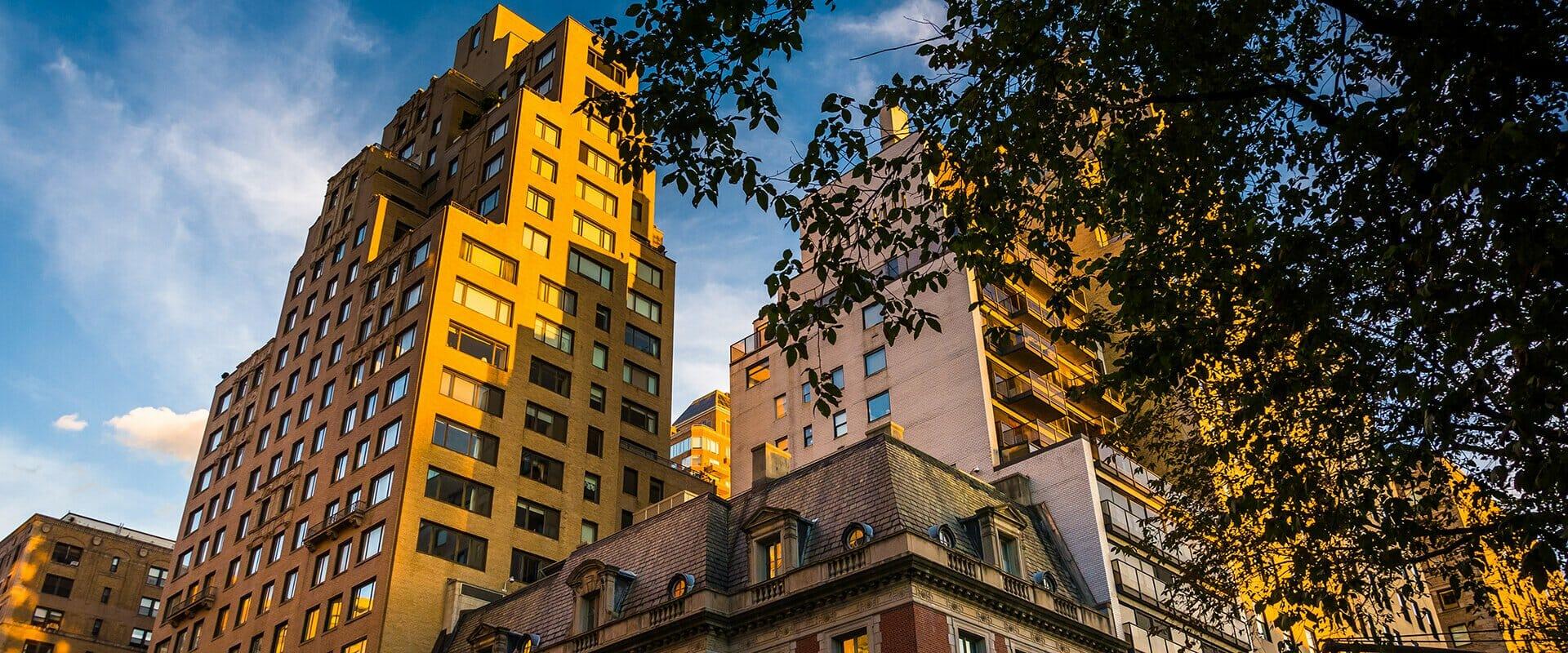 new york city rental property