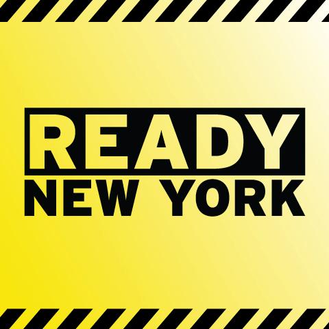 Ready New York logo