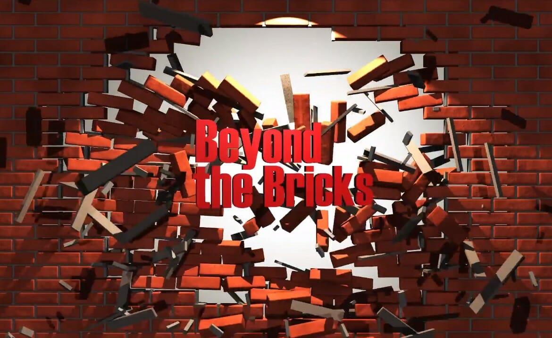 Brick wall shattering